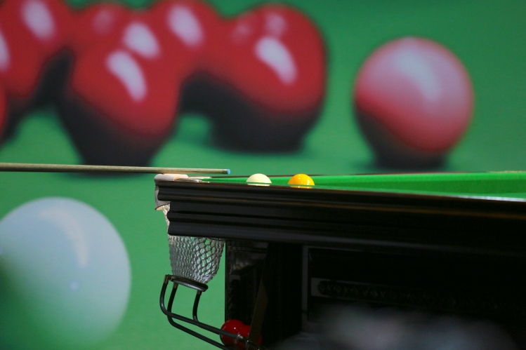 The Mystery of Billiards and Snooker
